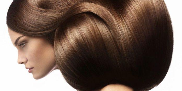 объемные волосф