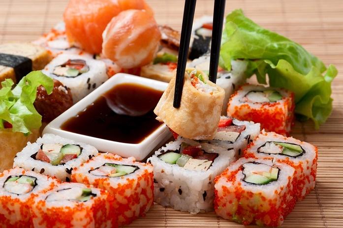 как правильно сварить рис для суши