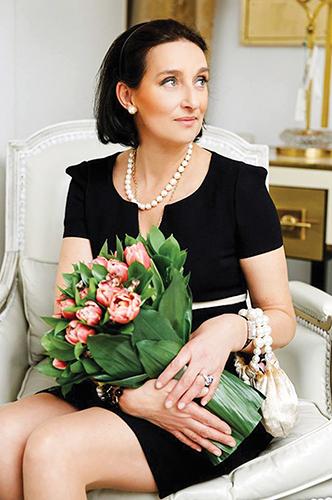 Принцесса Таня де Бурбон Пармская